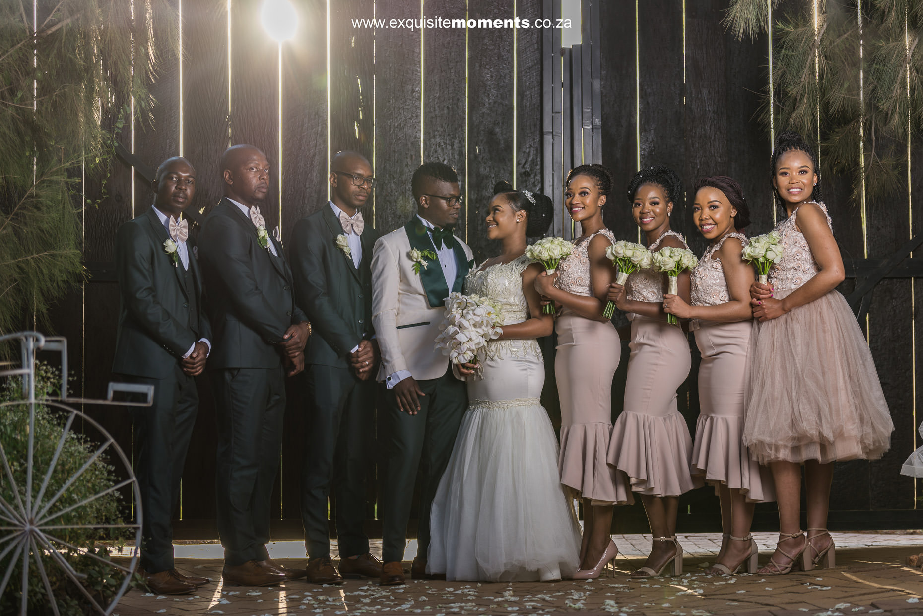 Zambesi Lodge Wedding Photography 31
