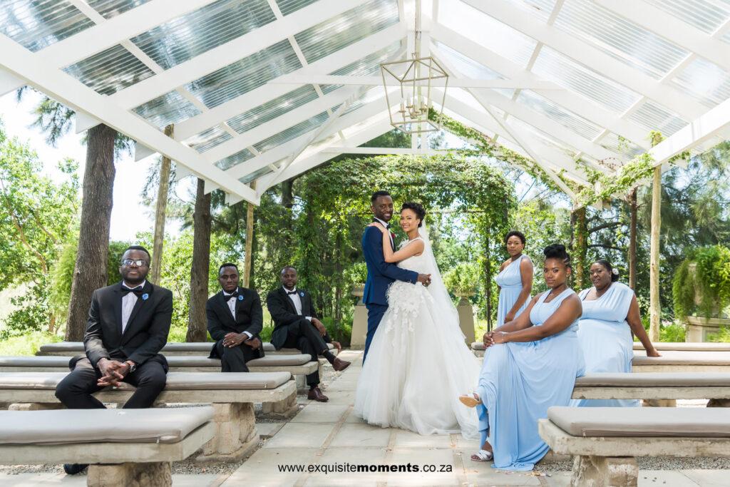 The Forum White Light Wedding Photographer 28